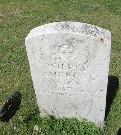 Wilbur Ambrose