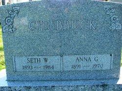 Seth William Chubbuck