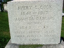 Augusta Thirza <i>Darling</i> Cook
