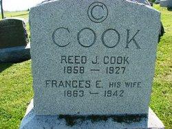 Frances E <i>Manchester</i> Cook