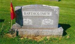 Martha E. <i>Covely</i> Bartholomew