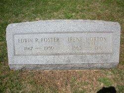 Irene <i>Horton</i> Foster