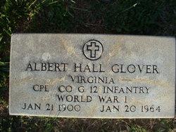Albert Hall Glover
