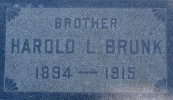 Harold Leon Brunk