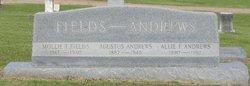Agustus Andrews