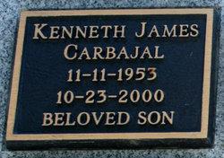 Kenneth James Carbajal