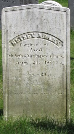 Betsey Adams