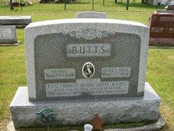 Agnes <i>Hole</i> Butts