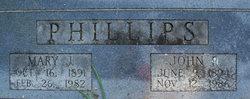 Mary J. Phillips