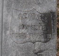 George Thomas Powers