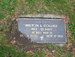 Milton L Collier