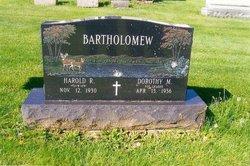 Dorothy M. <i>Graber</i> Bartholomew