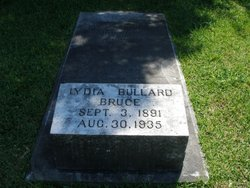 Lydia <i>Bullard</i> Bruce