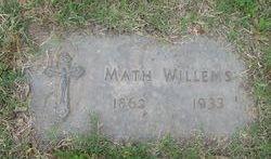 Mathias Willems