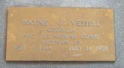 PFC Wayne Jackson Vessell