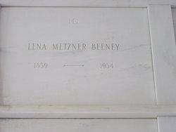 Lena <i>Metzner</i> Beeney