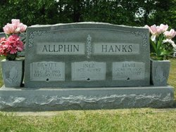 Dewitt Buck Allphin
