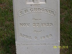 Samuel (Sunsbury) Boyd Crocker