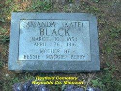 Amanda (Kate) Black