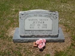 Marion Elizabeth <i>Swasey</i> Jettner