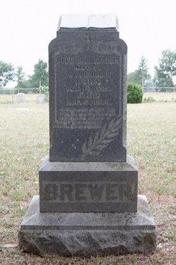 Beulah B <i>Jordan</i> Brewer