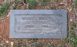 Wanda <i>Briggs</i> Alderson