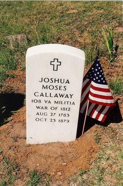 Joshua Moses Callaway