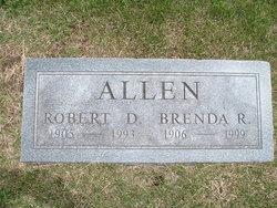 Brenda Elizabeth <i>Rogers</i> Allen