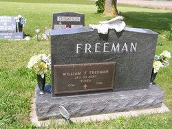 William F Freeman