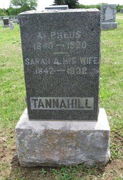 Alpheus Tannahill