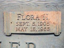 Flora <i>Huff</i> Chandler