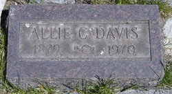 Allie C. Davis
