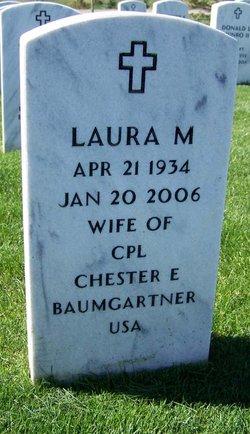 Laura M Baumgartner