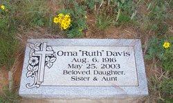 Oma Ruth Davis