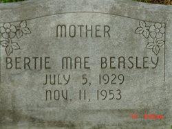 Bertie Mae <i>Bang</i> Beasley