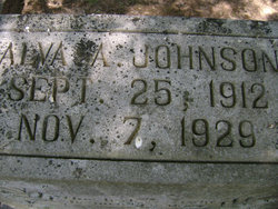 Alva A. Johnson