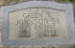 Green W. Johnson