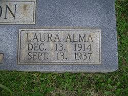 Laura <i>Alma</i> Johnson