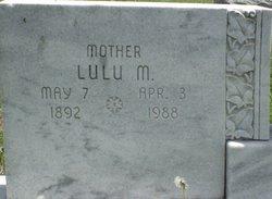 Lulu Maud <i>Thomas</i> Mills