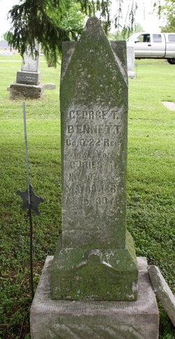Corp George T. Bennett