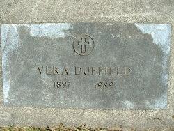 Vera Bethane <i>Kidwell</i> Duffield