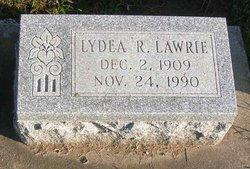 Lydea Rebecca <i>Lincoln</i> Lawrie