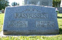Ruth <i>Seversen</i> Rasmussen
