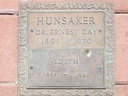 Ernest Day Dr. Hunsaker, Sr