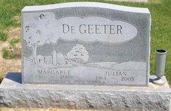 Margaret Mary <i>Wauters</i> DeGeeter