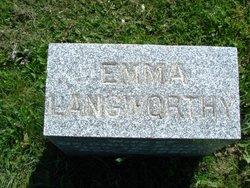 Emma <i>Langworthy</i> Cook