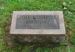 Rose <i>Woolever</i> Barnhart