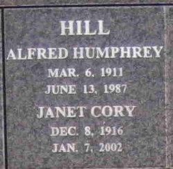 Alfred Humphrey Hill