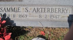 Sammie S. <i>Squires</i> Arterberry