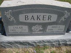 Otis L. Baker